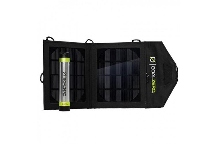Комплект для зарядки Goal Zero Switch 8 от солнца (41001)