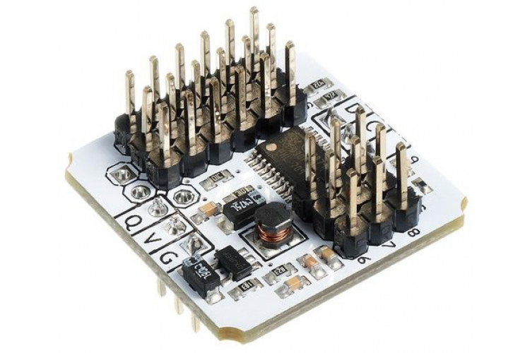 Расширитель GPIO-портов (Troyka-модуль)