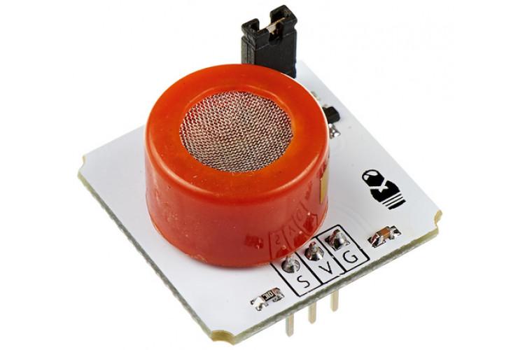 Датчик угарного газа MQ-7 (Troyka-модуль)