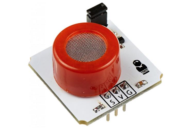 Датчик горючих и угарного газов MQ-9 (Troyka-модуль)