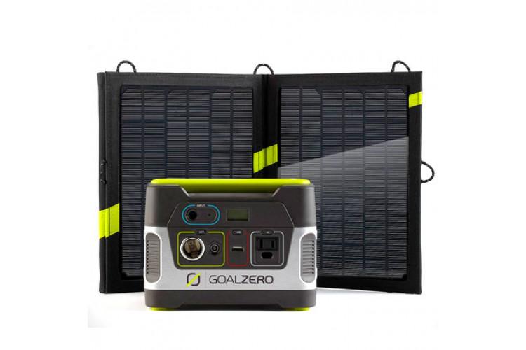 Комплект для зарядки Goal Zero Yeti 1250 от солнца (61205)