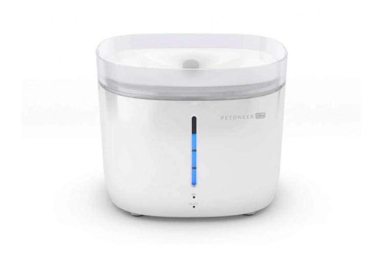 Умная поилка-фонтан c WiFi для кошек и собак Petoneer Fresco Ultra