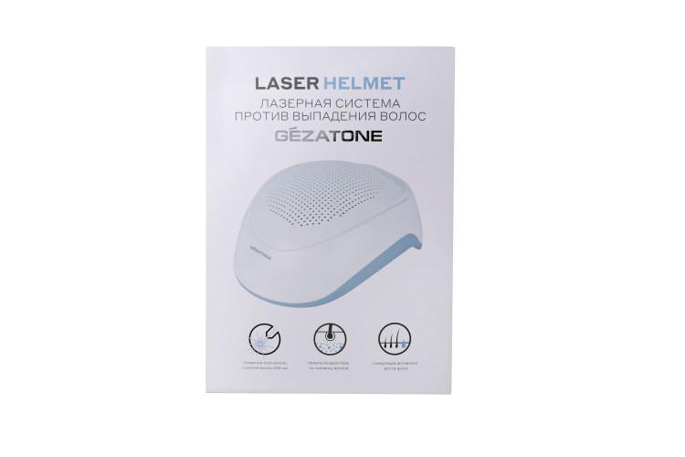 HS700 Прибор для массажа кожи головы и ухода за волосами Laser Helmet Gezatone