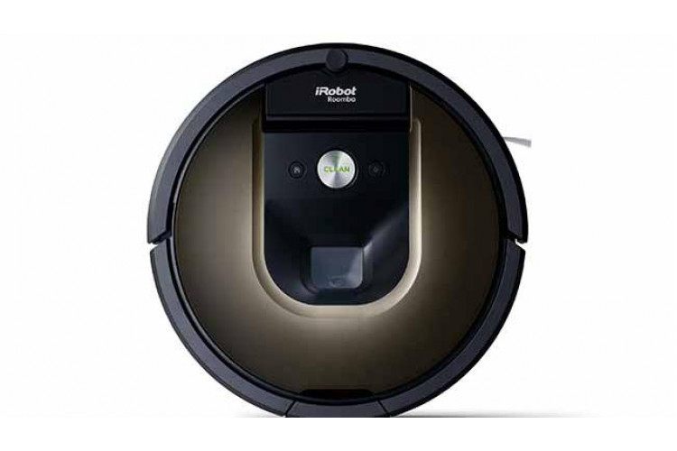 Робот-пылесос iRobot Roomba 980 (сухая уборка)