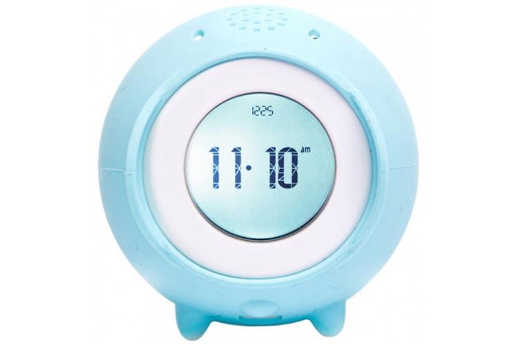 Часы-будильник Tocky Robot (морская волна)