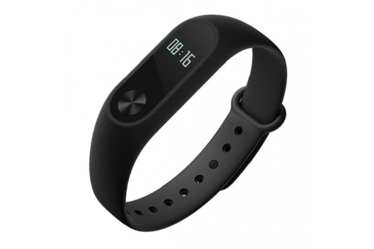 Умный браслет Xiaomi Mi Band 2 (Black)