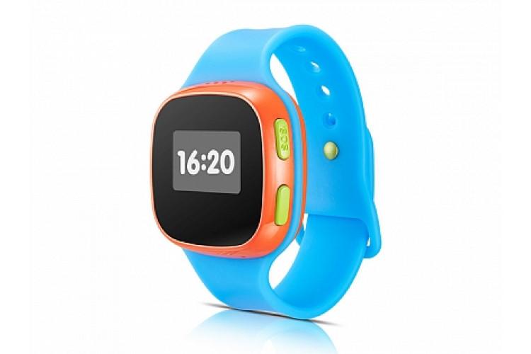 Детские часы с трекером GPS Alcatel OneTouch CareTime