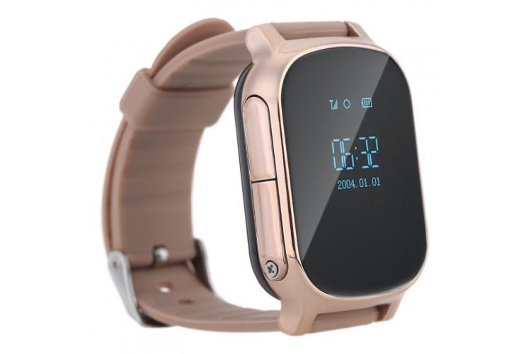 Детские умные часы с GPS трекером  Smart Age Gw700 T58