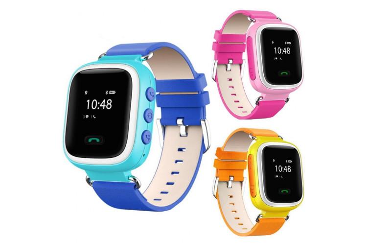 Водонепроницаемые детские часы с GPS-трекером Smart Baby Watch GW100S