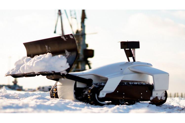 Робот-снегоуборщик Owi