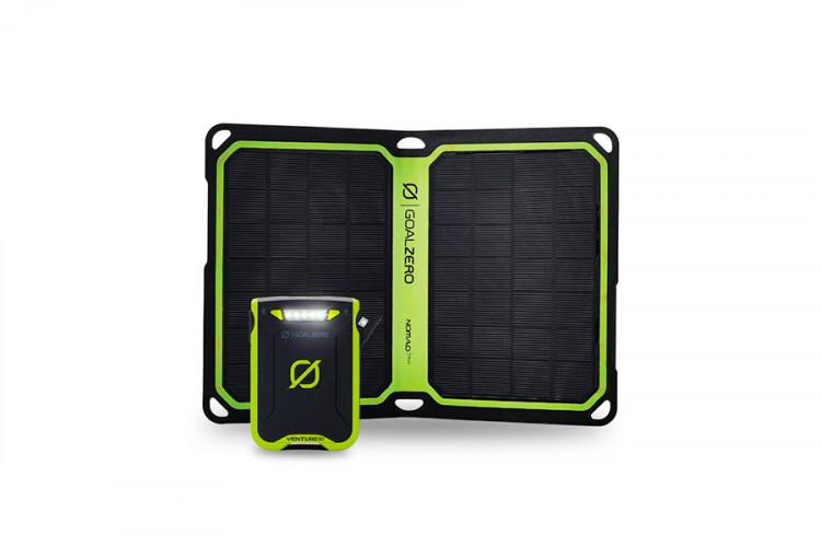 Зарядный комплект Venture 30 + Nomad 7 Plus